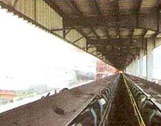 Trough Belt Conveyor