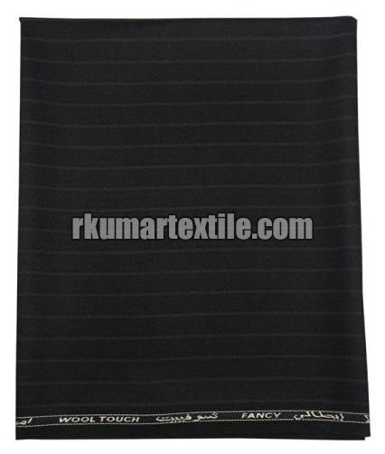 Poly Viscose Suiting Fabric (Winter Collection)
