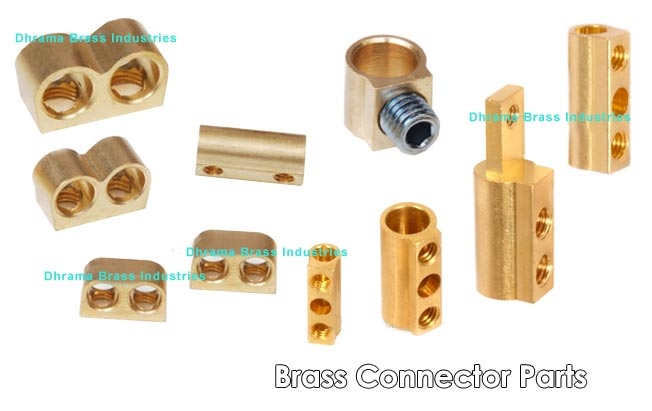 Brass Electrical Connectors