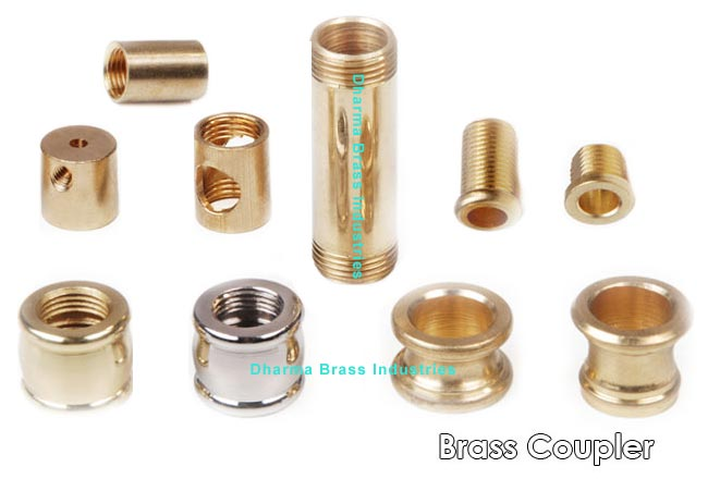 Brass couplers