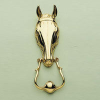 Horse Face Knocker