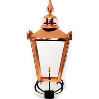 Victorian Copper lamp