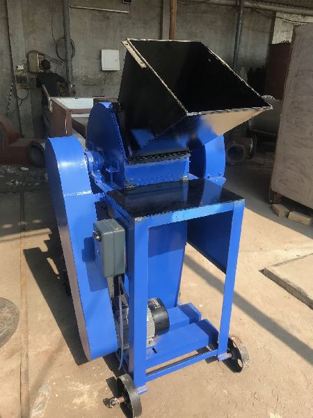 Garden Waste Shredder Machine 02