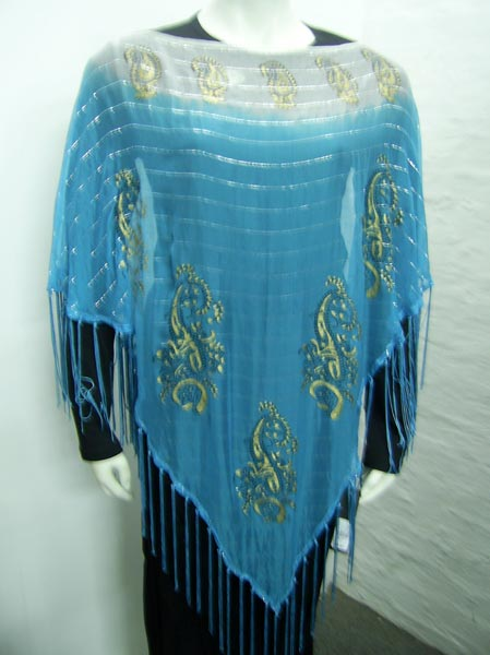 Ladies Poncho