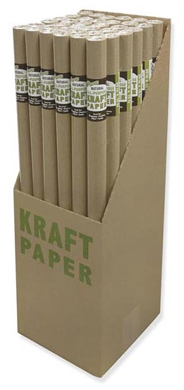 Kraft Paper Jumbo Rolls