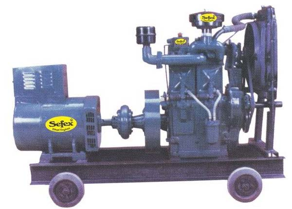 Sefex Diesel Engine (10HP to 20HP) 02