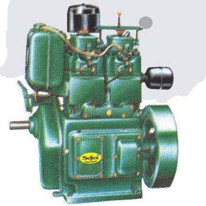 Sefex Agriculture Diesel Engine (10HP to 25HP)