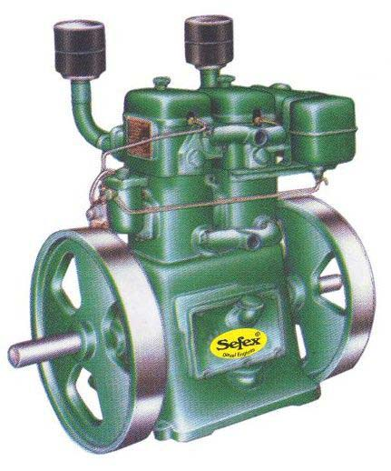 Sefex Agriculture Diesel Engine (12/2HP to 20/2HP)
