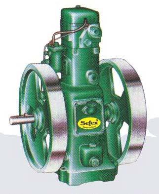 Sefex Agriculture Diesel Engine (12HP)