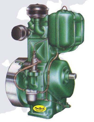 Sefex Diesel Engine (3.5HP to 12.5HP) 02