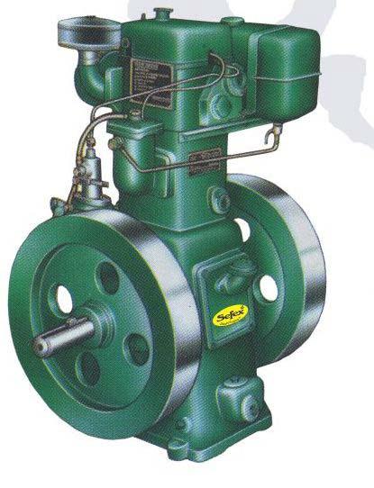 Sefex Diesel Engine (8HP) 02