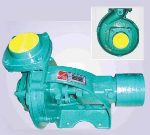 Single Pulley Belt Driven pump