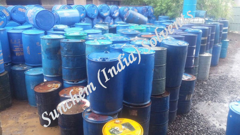 Spent and Crude Solvents