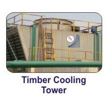 Timber Cooling Tower