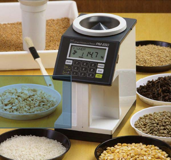 Kett Moisture Meter PM-650