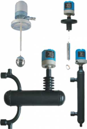 Top Mounted Liquid Level Switch