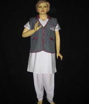 School Salwar Suit