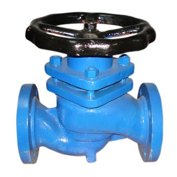 Glandless Piston Valve