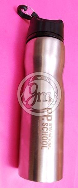Customized Metal Sipper Bottle