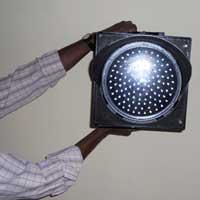 Solar Traffic Blinker - 02