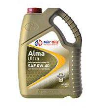 Alma Ultra Engine Oil