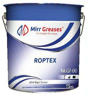 Wire Rope Grease (ROPTEX)