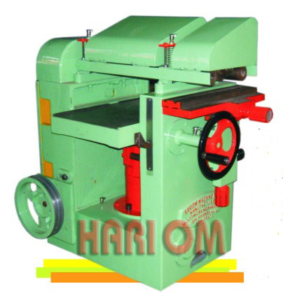 Thickness Planer Machine 02