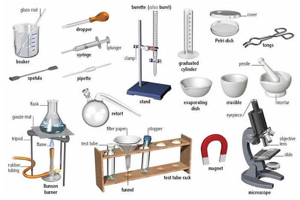 Laboratory Instruments 01