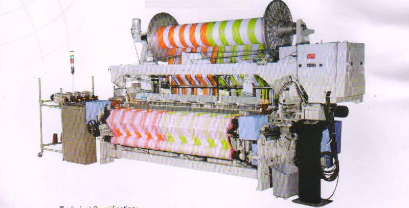 Dobby Rapier Loom Machine (YJ 737B)