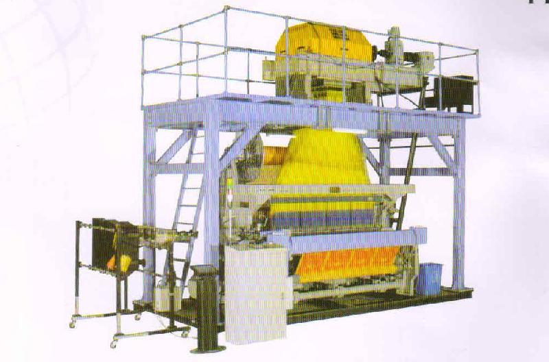Jacquard Rapier Loom Machine (YJ 738B)