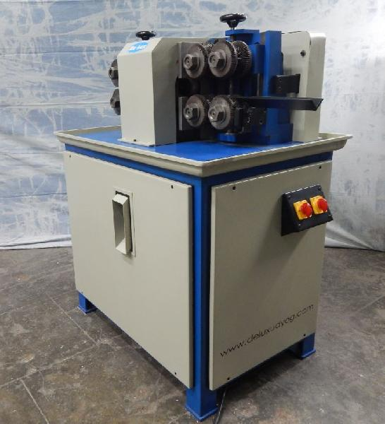 Wood Rod Rounding Machine - Semi Automatic