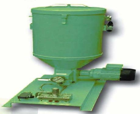 High Pressure Motorised Grease Pump
