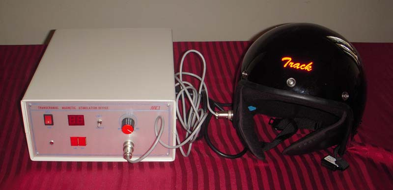 transcranial magnetic stimulator