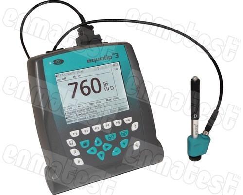 Equotip Portable Hardness Tester
