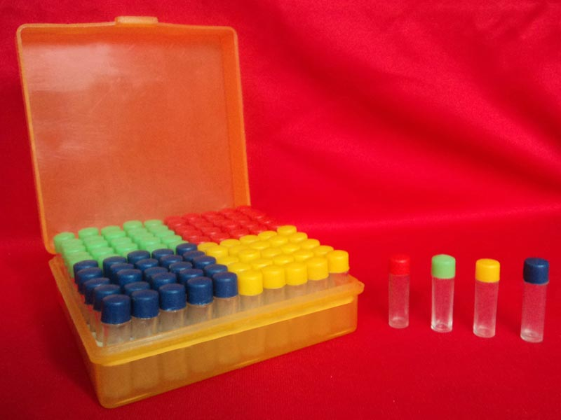 Plastic Vials