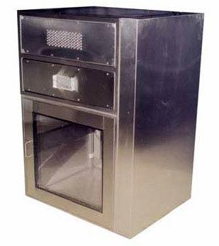 Double Door Interlocked Pass Box