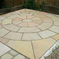 Mint Sandstone Circle Stone