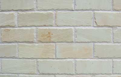 White Wall Stone