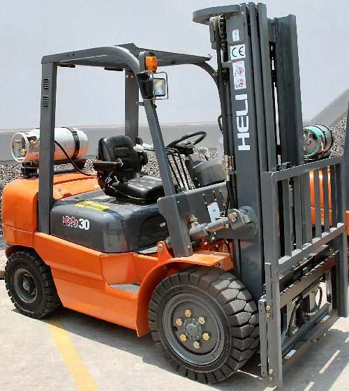 Forklift Equipments