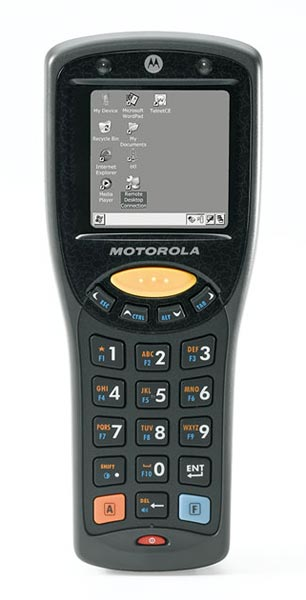 Motorola Portable Data Terminal