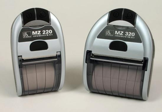 MZ Series Mobile Receipt Printer