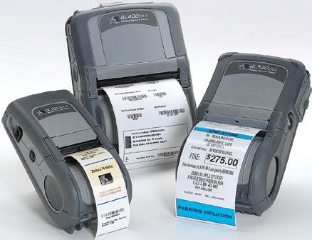 QL Plus Series Mobile Receipt Printer
