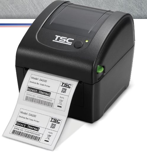 TSC Desktop Thermal Barcode Printer (DA200 Series) 01