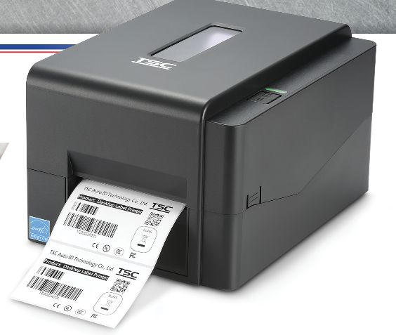 TSC Desktop Thermal Barcode Printer (TE200 Series) 01