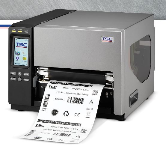 TSC Industrial Thermal Barcode Printer (TTP-286MT Series) 01