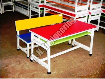 Nursery School Bench 02