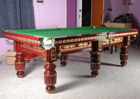 English Pool TablesMini English Pool TableWooden English Pool - English pool table