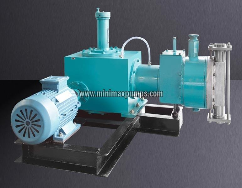 Hydraulic Actuated Diaphragm Dosing Pumps