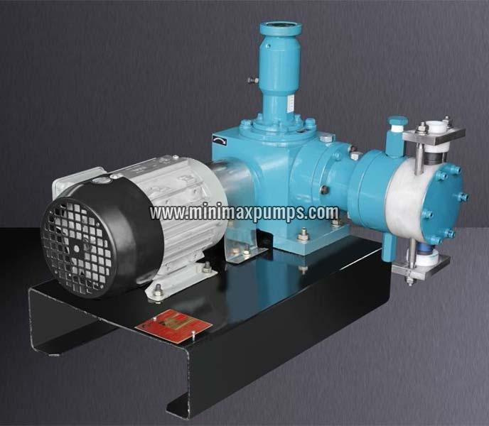Hydraulic Actuated Diaphragm Pump (HDMP-10S0)