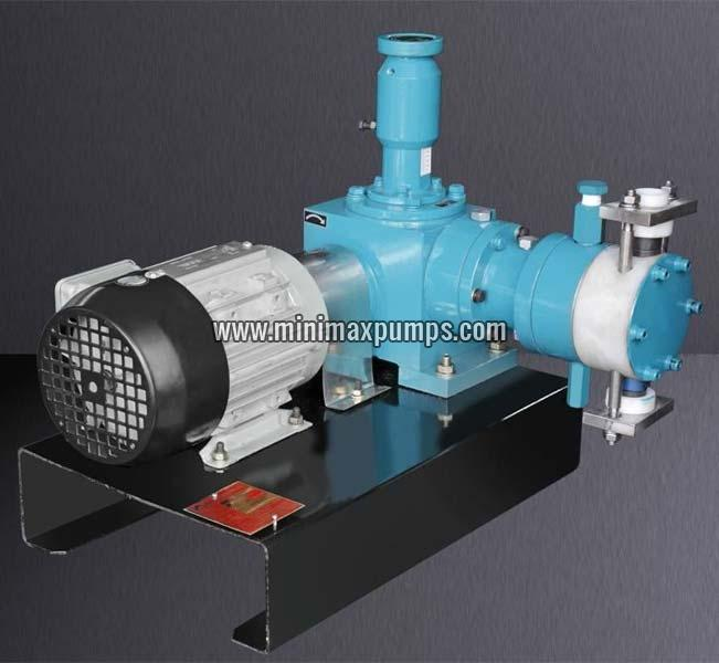 Hydraulic Actuated Diaphragm Pump (HDMP-10S1)